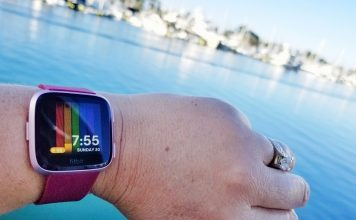 #AD The Fitbit Versa Ruby is full of features to improve your fitness and overall life. Save on the Fitbit Versa Ruby and Fitbit Charge 3 every day at @Kohls!#FamilyFitbit #Fitforall #KohlsFinds