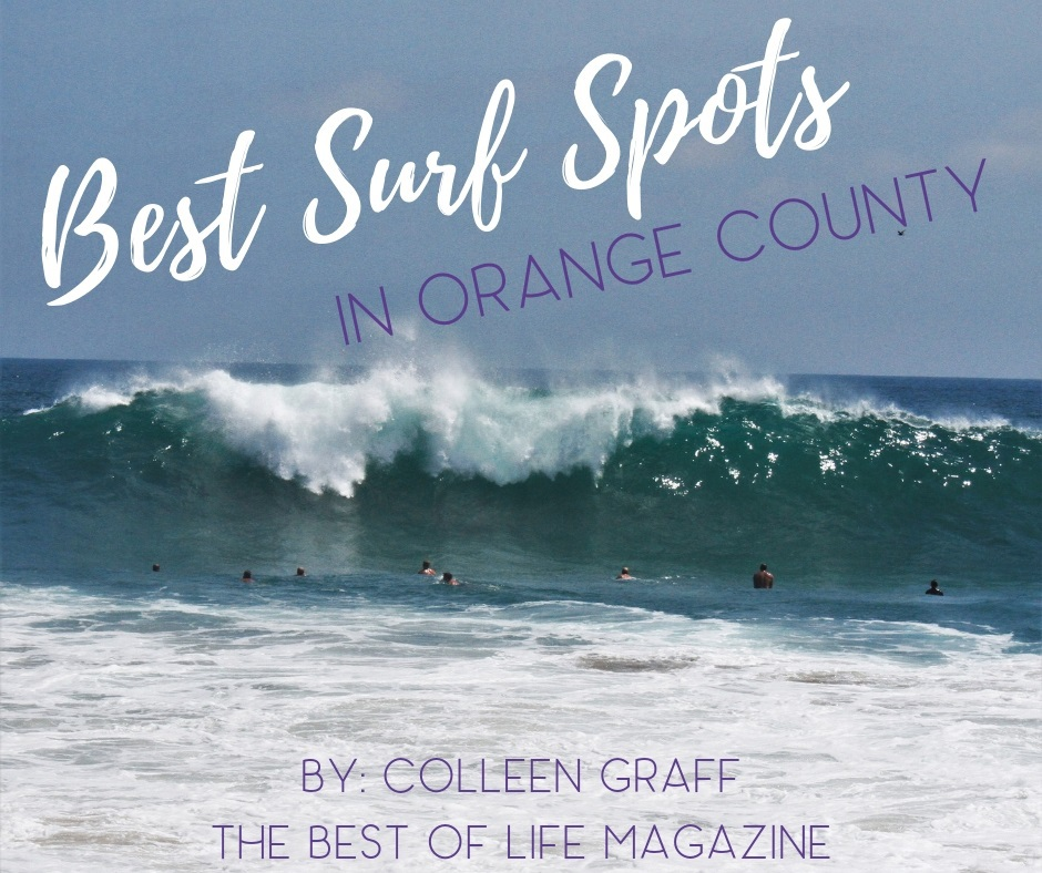 Southern California has some of the most spectacular coastline and best waves in the country. From South to North County, this is a comprehensive list of the best surf spots in Orange County for surfers and beach lovers alike. Take advantage of the beautiful year round weather in California and check out some of the best surf spots in Orange County. Things to Do in California | Things to Do in Orange County | Surfing Tips | Best Beaches