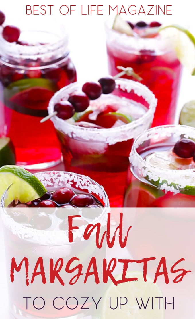 Summer is not the ending of margarita season when you have the best fall margarita recipes on hand for any cozy fall evening at home. Margarita Ideas | Halloween Margaritas | Holiday Margarita Recipes | Easy Margarita Recipes #margaritas #happyhour