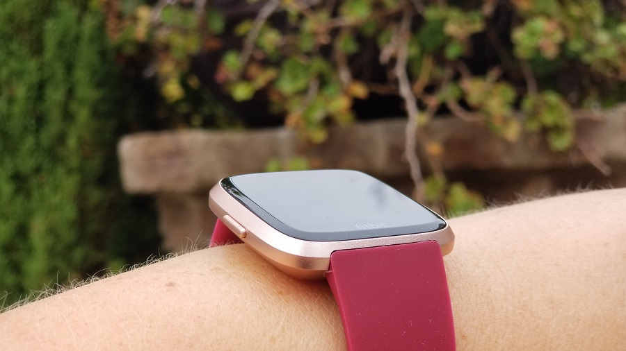 #AD The Fitbit Versa Ruby is full of features to improve your fitness and overall life. Save on the Fitbit Versa Ruby and Fitbit Charge 3 every day at @Kohls! #FamilyFitbit #Fitforall #KohlsFinds