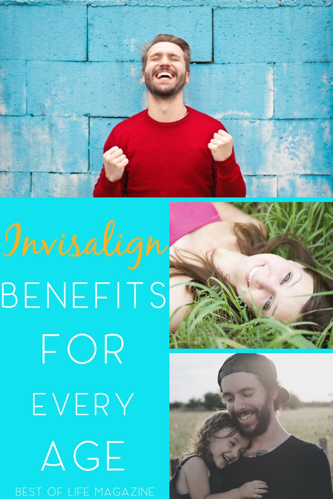 Let the benefits of Invisalign treatment for every age speak for themselves and show you a better and easier way to get healthy and straight teeth. Tips for Healthy Teeth | Tips for Straight Teeth | Invisalign Benefits #invisalign #teeth