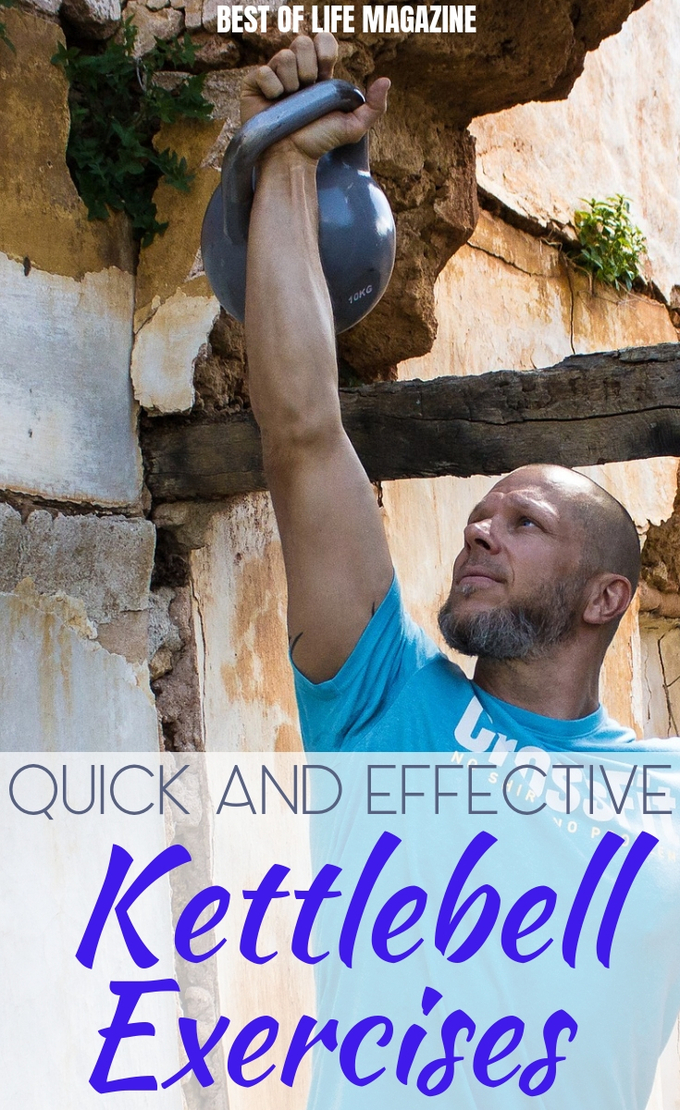 When performed properly, kettlebell exercises are a fantastic total body, a functional workout that you can do daily. Kettlebell Exercise Tips | How to Use Kettlebells | Kettlebell Workouts | At Home Workout Ideas | At Home Workouts #fitness #workout