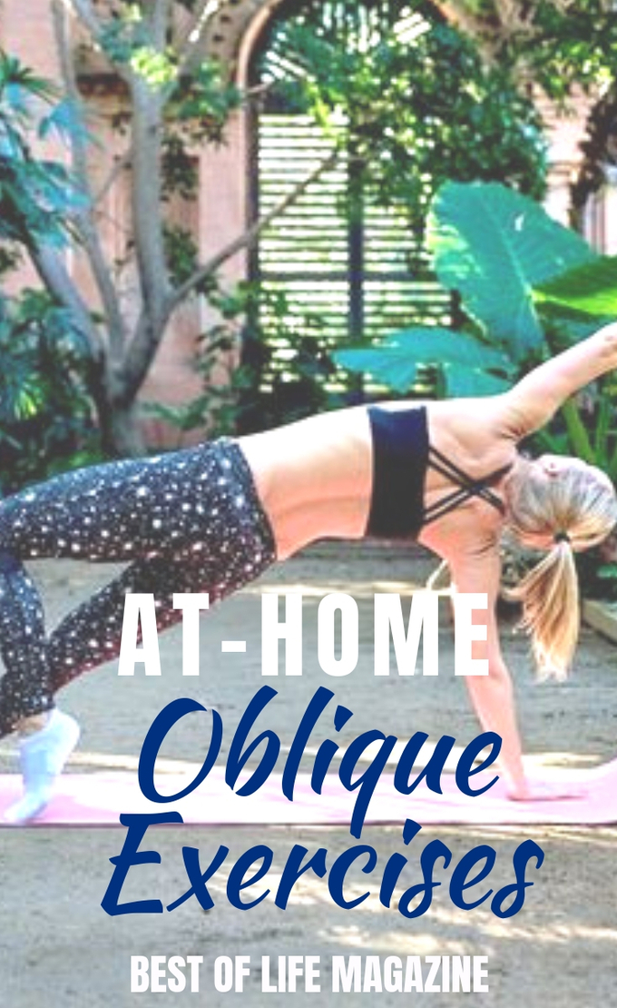 If you are a home workout enthusiast looking to mix up your abs routine, there are 25 oblique workouts you can do at home, or really anywhere! Oblique Workouts | Fitness Tips | At Home Workouts | Home Exercises | Ab Workouts #abs #fitness