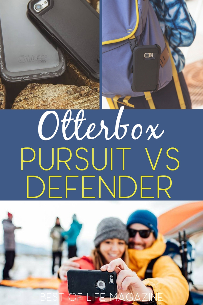 When looking at the Otterbox Pursuit vs Defender, we can see the differences in the key features that people evaluate when looking for the best smartphones cases.  Otterbox Defender Case Ideas | Otterbox Pursuit Case | Otterbox Cases | Smartphone Case Reviews | Tech Reviews #otterbox #tech via @amybarseghian