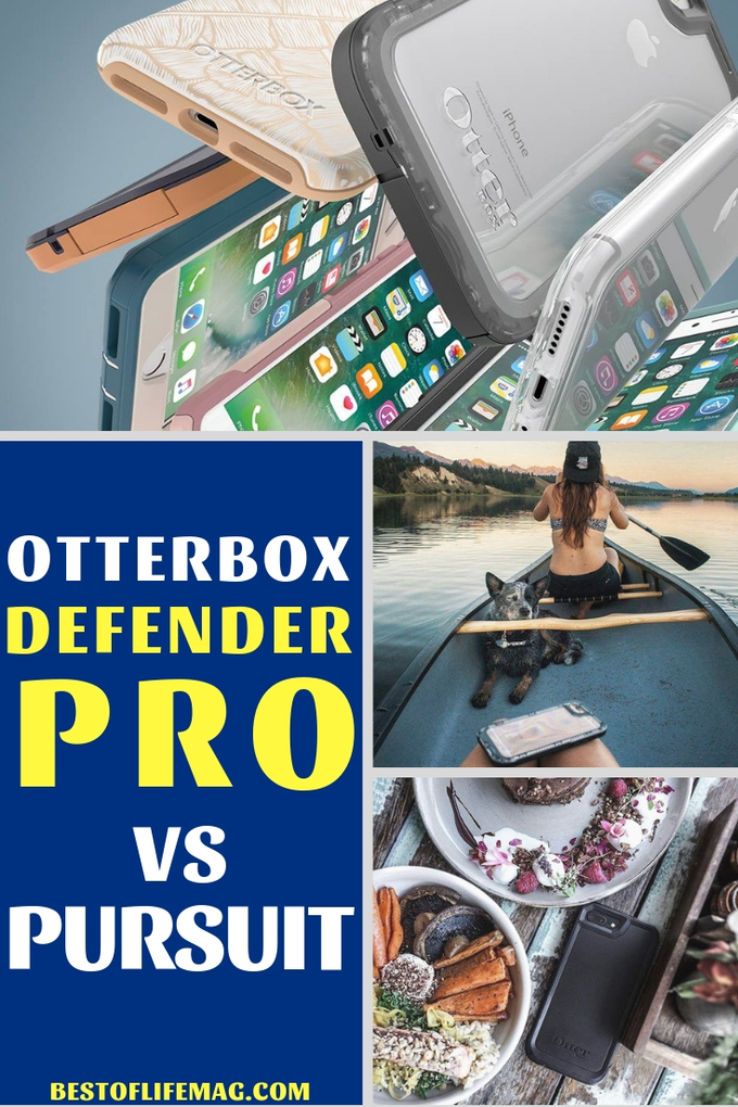 If your goal is to find the best Otterbox case for you, you may need to compare the Otterbox Defender Pro vs Pursuit in order to make the best decision.  Otterbox Pursuit Review | Otterbox Case Comparisons | Otterbox Defender Case Ideas | Otterbox Defender Case | Otterbox Cases | Smartphone Case Reviews | Tech Reviews #otterbox via @amybarseghian