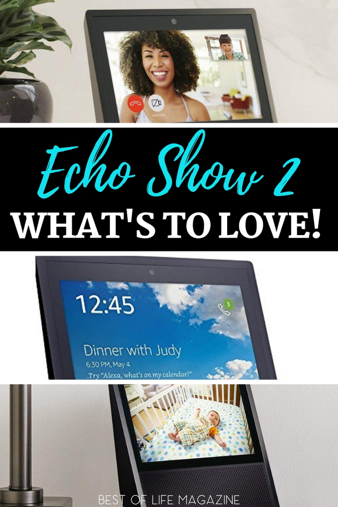 The Amazon Echo Show 2nd Generation brings improvements and features to the original device that users will appreciate each and every day. Echo Show Review | Echo Show 1 vs Echo Show 2| Echo Show Tips | Smart Home Tech | Alexa Tips #techtips