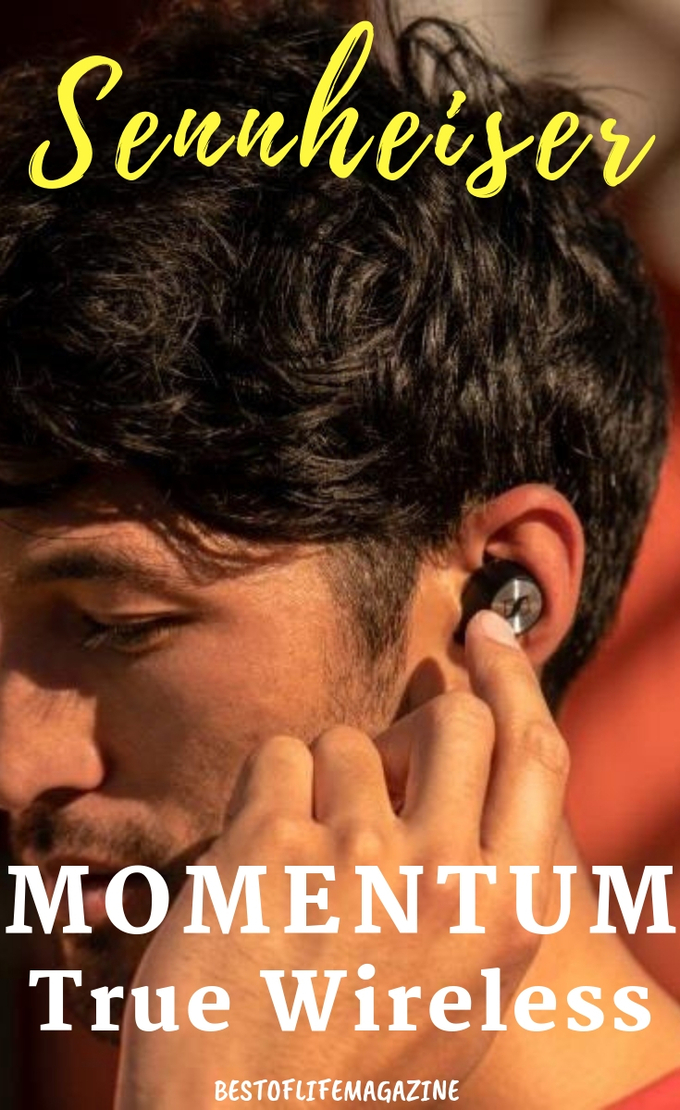 Getting truly wireless, portable access to your music and entertainment is easier with Sennheiser MOMENTUM True Wireless earbuds. Sennheiser | True Wireless Earbuds | Bluetooth Earbuds | Airpod Alternatives | Tech Gear #tech #music via @amybarseghian