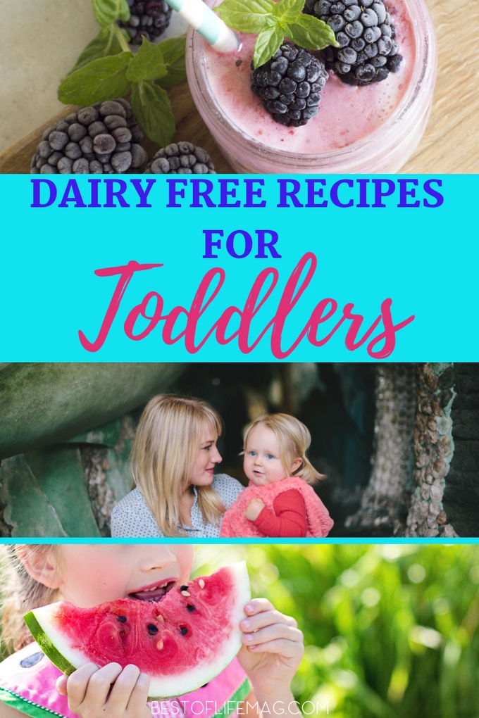 Children are simple to cook for, even in a dairy free home, when you have easy and delicious dairy free recipes for toddlers. Dairy Free Breakfast Recipes | Dairy Free Lunch Recipes | Dairy Free Dinner Recipes | Dairy Free Snacks | Healthy Recipes #dairyfree