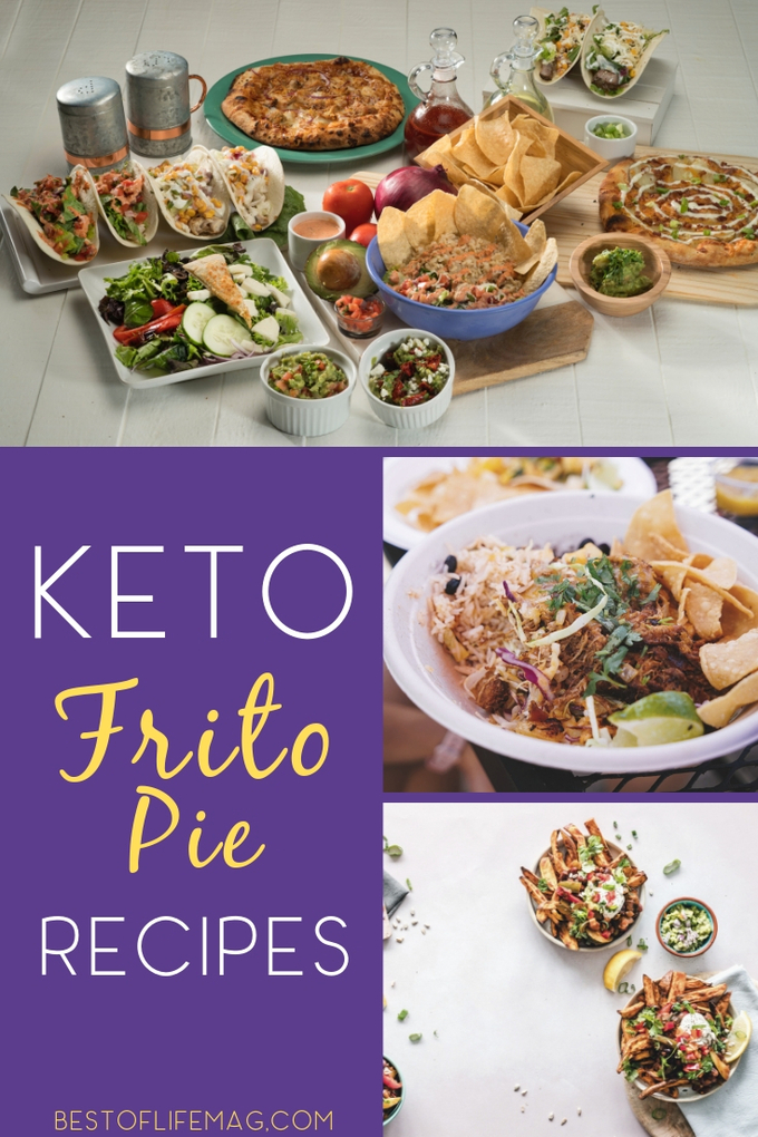 There is more to keto Frito pie recipes than just a cool rhyme, in fact, there are health benefits to these recipes that you may not have known were there. Well, and what's not to love about homemade Fritos? Keto Recipes | Low Carb Recipes | Keto Beef Recipes | Low Carb Frito Pie Recipes | Weight Loss Recipes #keto #weightloss via @amybarseghian