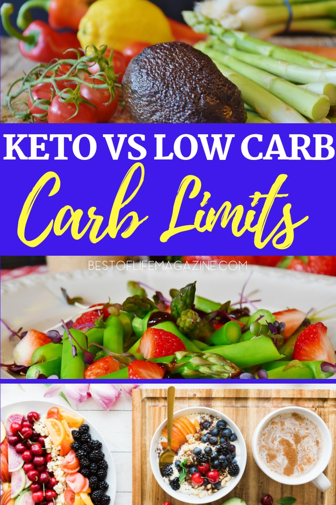 If you are committed to losing some weight and getting healthy on a low carb diet or keto diet, knowing how to compare keto carb limit vs low carb limit will help you get results faster!  Weight Loss Ideas | Keto vs Low Carb | Weight Loss Tips | Keto Diet Tips | Low Carb Diet Tips #keto #weightloss via @amybarseghian