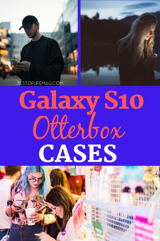 The Samsung Galaxy S10 Otterbox cases are perfect examples of why so many people turn to Otterbox for smartphone protection. Otterbox Cases for Samsung | Samsung Galaxy S10 Cases | Otterbox Defender Case Review | Otterbox Symmetry Case Review | Otterbox Pursuit Case Review #otterbox #samsung