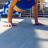 There are no excuses for skipping a workout when you have access to these no weight needed at home workouts that you can do literally anywhere. Workouts without Weights | Bodyweight Workouts | Bodyweight Exercises | Exercises Without Weights | Fitness Ideas