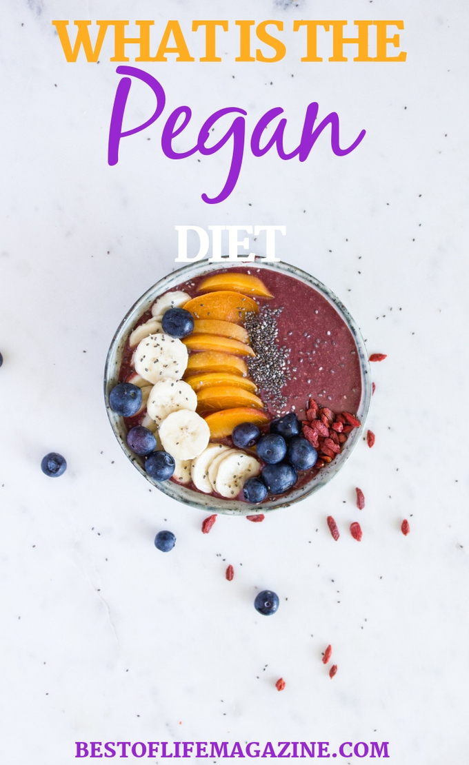 What is a pegan diet and what foods can you eat while on this nutritious diet and eating plan? These pegan tips will help! Weight Loss Ideas | Healthy Meal Plans | Healthy Recipes | Healthy Eating Tips | Pegan Diet Ideas | Paleo Meal Plan | Vegan Recipes #pegan #weightloss