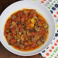 This beanless crockpot chili recipe is delicious and a filling high protein recipe that everyone will enjoy. Crockpot Recipes | Fun Crockpot Recipes | Slow Cooker Chili Recipe | Slow Cooker Recipe