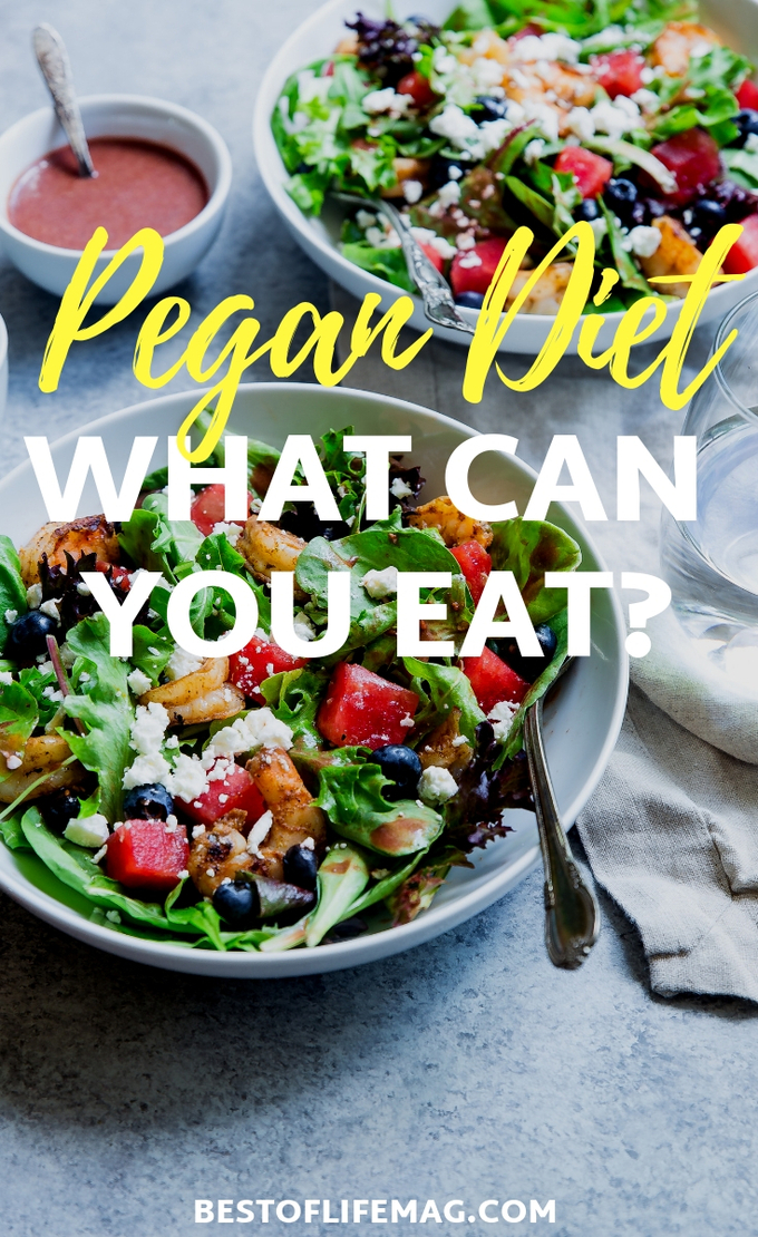 Wondering what you can eat on a pegan diet? Learn what you can eat so you can give this new way of eating a try in your own life. Pegan Diet Recipes | Paleo Diet Recipes | Vegan Diet Ideas | Healthy Recipes | Pegan Recipes | Pegan Diet Tips | What to Eat on Pegan Diet #pegan #health