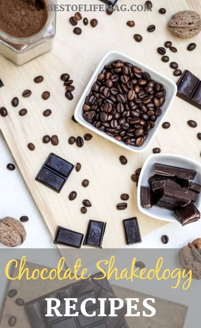 Get a jump start on your day of weight loss with Beachbody chocolate Shakeology recipes that beat that sweet tooth and still remain healthy. Beachbody Recipes | Weight Loss Recipes | Weight Loss Tips | Shakeology Ideas | Healthy Shake Recipes | Meal Replacement Shakes #weightloss #shakeology