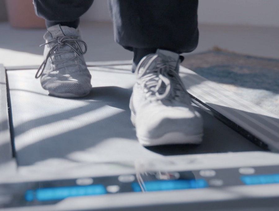 Getting in those extra steps at the office is easier than ever with the Ultra Thin Office Treadmill from Versadesk that you can use with your standing desk. Standing Desk Tips | What is a Standing Desk | How to Use a Standing Desk | Are Standing Desks Healthy | Do Standing Desks Work