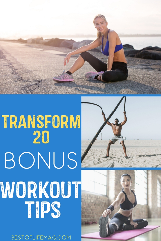 The first set of workouts in the Transform 20 Bonus workouts set are called Rip 'N Cut and it will require weights and a few tips to make it through. Transform 20 Tips | Transform 20 Review | Transform 20 Ideas | Transform 20 Bonus Workouts | At-Home Workouts | Beachbody Workouts | Shawn T Workouts | Transform 20 Weight Loss Tips | Weight Loss Ideas #beachbody #transform20