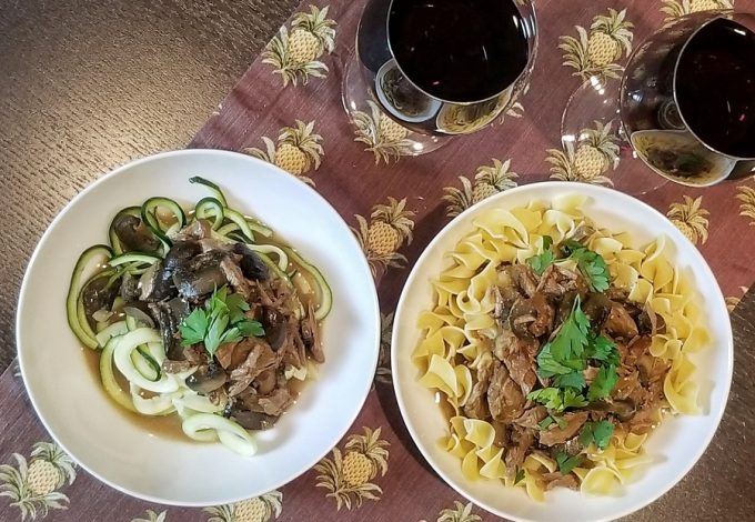 These dairy free beef stroganoff recipes have been chosen just for you, taking out the guesswork and making it easier to eat creamy comfort foods. Dairy Free Recipes | Dairy Free Comfort Food | How to Make Stroganoff Without Dairy | How to Eat Without Dairy | What to Eat Without Dairy | How to Replace Dairy in Recipes