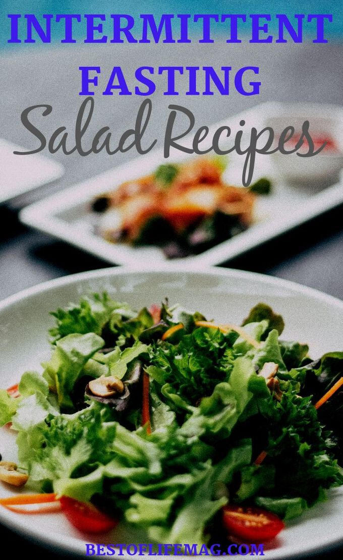 Take advantage of the best healthy salad recipes for intermittent fasting that will help keep you healthy, losing weight, and feeling great. Intermittent Fasting Recipes | Recipes for Intermittent Fasting | Weight Loss Recipes | Healthy Recipes | Easy Recipes | IF Recipes | Healthy Dinner Recipes #weightloss #recipes
