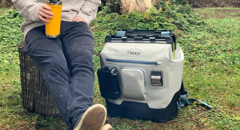 Otterbox Trooper Coolers make bringing food and drinks with you wherever you travel not only easier, but cooler as well. Otterbox Cooler Review | Otterbox Soft Cooler Review | How to Use Otterbox Trooper Coolers | When to Use Otterbox Trooper Coolers | What is a Soft Cooler | Why Use a Soft Cooler