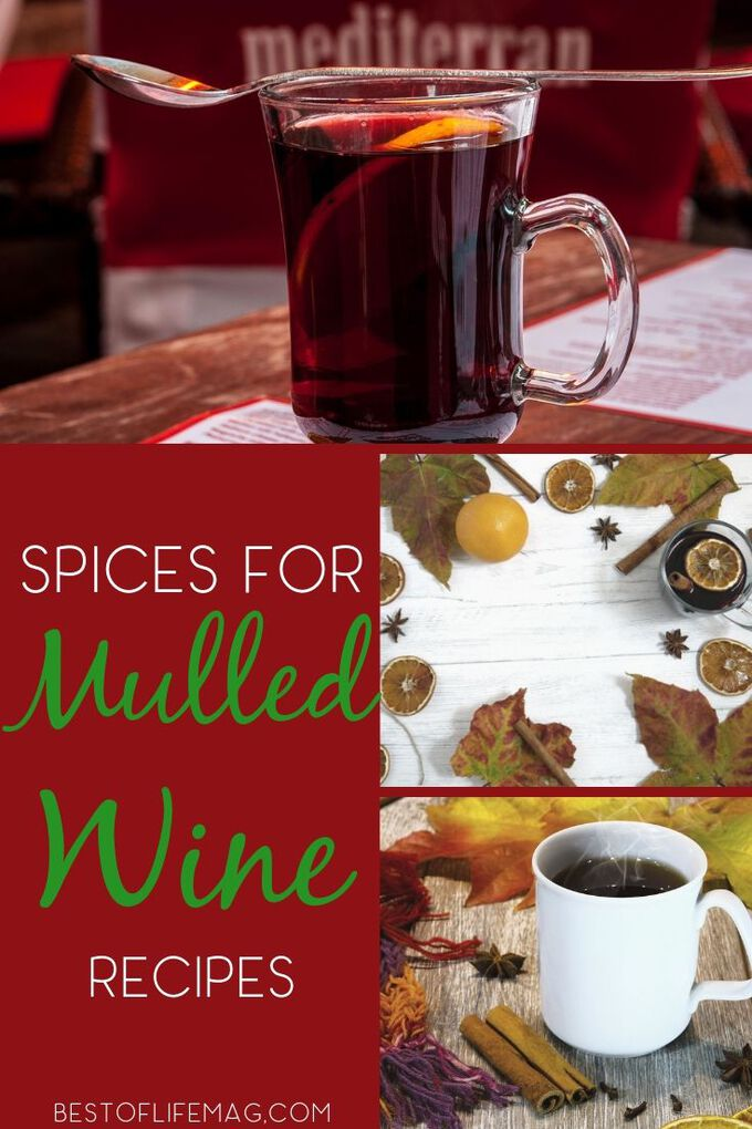 Make easy and delicious mulled wine recipes with these warm wine recipe spices that will enhance the flavors. Wine Recipes | Fall Recipes | Fall Drink Recipes | Mulled Wine Recipes | Spiced Wine Recipes | Crockpot Recipes #recipes #wine via @amybarseghian