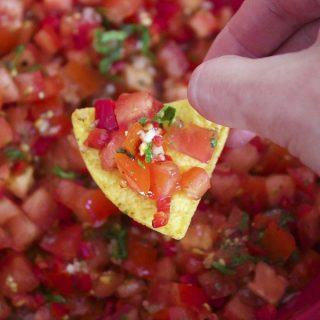 Make a real salsa and not a pico de gallo with the best crockpot salsa recipes without onions that will pair well with any tortilla chip. Overnight Crockpot Salsa | Spicy Garden Salsa Recipe | Slow Cooker Salsa to Freeze | Bulk Salsa Recipe | Garden Salsa Recipe | Cooked Salsa Recipe | Why Cook Salsa | How to Make Salsa | Difference Between Salsa and Pico de Gallo