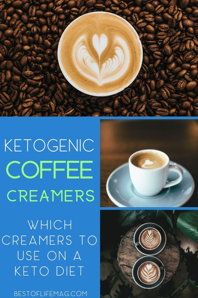 As long as you prepare your coffee the right way, your daily caffeine fix is something you can continue on your keto diet with these ketogenic coffee creamers. Keto Life Tips | Tips for Low Carb Diets | Low Carb Coffee Ideas | Keto Food Ideas | Low Carb Foods | Keto Diet Tips #keto #coffee
