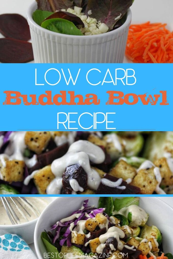 This low carb Buddha bowl recipe is perfect for your low carb diet!  It's an easy and healthy dinner recipe! Keto Bowl Recipes | Low Carb Bowl Recipe | Healthy Recipes | Weight Loss Recipe | Beachbody Recipes| 2B Mindset Recipes | Vegan Buddha Bowl Recipe #buddhabowl #lowcarb via @amybarseghian