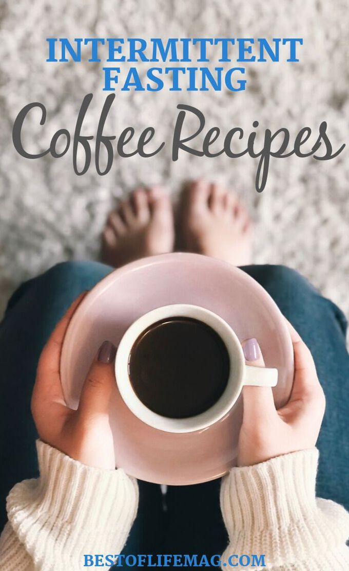Drinking coffee is a common strategy to make intermittent fasting easier and to extend fasting periods. These intermittent fasting coffee recipes, when combined with drinking tea and water, will help you achieve the intermittent fasting results you want. Intermittent Fasting Recipes | Weight Loss Recipes | Low Carb Recipes | Keto Recipes | Healthy Coffee Recipes #coffee #IntermittentFasting