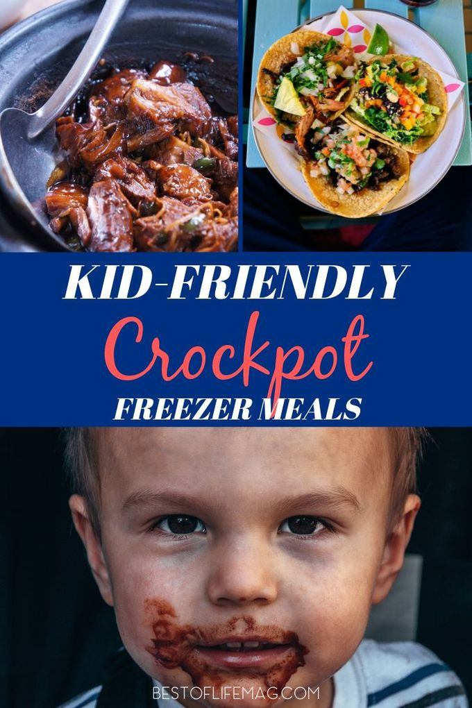 Utilize the tools we have to make life easier like kid friendly crockpot freezer meals that are delicious and very easy to make. Crockpot Recipes for Freezers | Slow Cooker Freezer Meals | Crockpot Recipes for Kids | Slow Cooker Recipes for Kids | Healthy Crockpot Recipes | Slow Cooker Healthy Recipes #crockpot #freezermeals via @amybarseghian