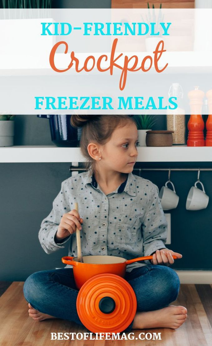 Utilize the tools we have to make life easier like kid friendly crockpot freezer meals that are delicious and very easy to make. Crockpot Recipes for Freezers | Slow Cooker Freezer Meals | Crockpot Recipes for Kids | Slow Cooker Recipes for Kids | Healthy Crockpot Recipes | Slow Cooker Healthy Recipes #crockpot #freezermeals