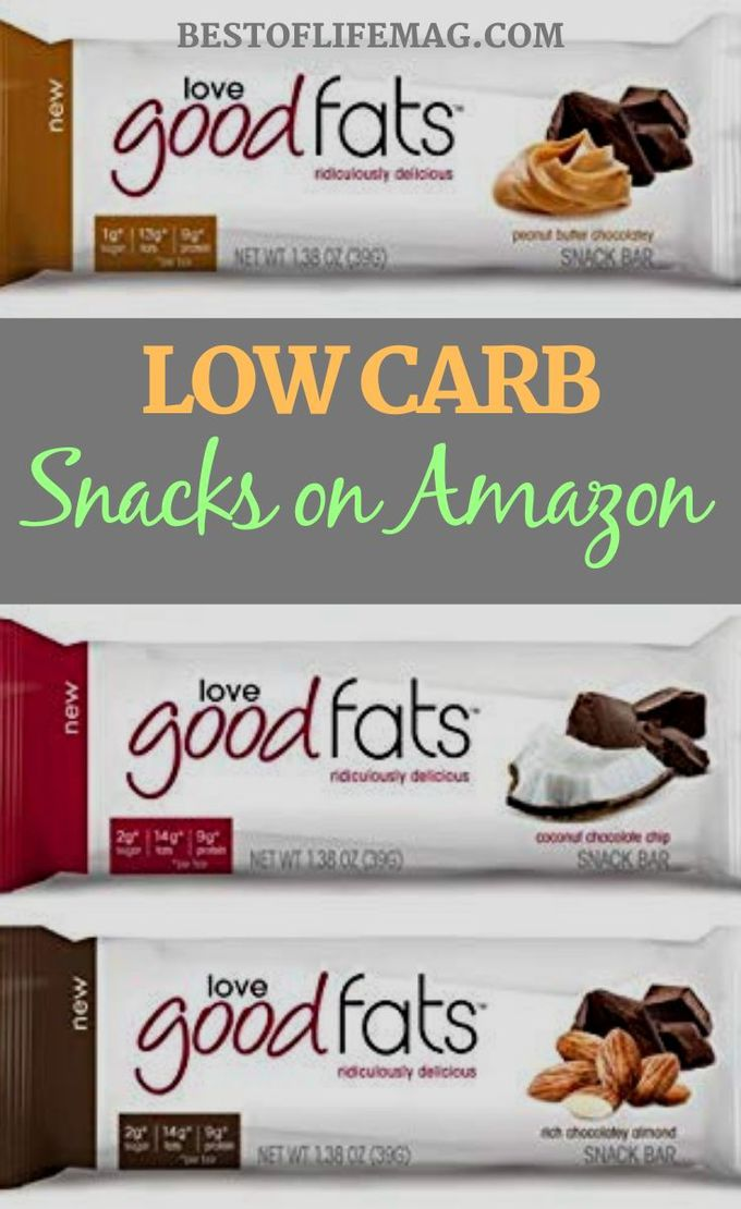 Finding healthy, low carb snacks that actually taste good doesn't have to be frustrating especially since we have Amazon at-the-ready. Keto Snacks | Low Carb Snack Food on Amazon | Keto Amazon Shopping List | Low Carb Amazon Shopping List #lowcarb #amazon