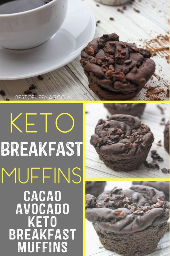 Now you can have your muffins and eat them too with these keto breakfast muffins that make for a great keto breakfast option. Keto Breakfast Recipes | Keto Recipes | Fat Burning Recipes | Low Carb Muffin Recipes | Low Carb Breakfast Ideas | Ketogenic Recipes | Keto Diet Recipes #keto #breakfast via @amybarseghian