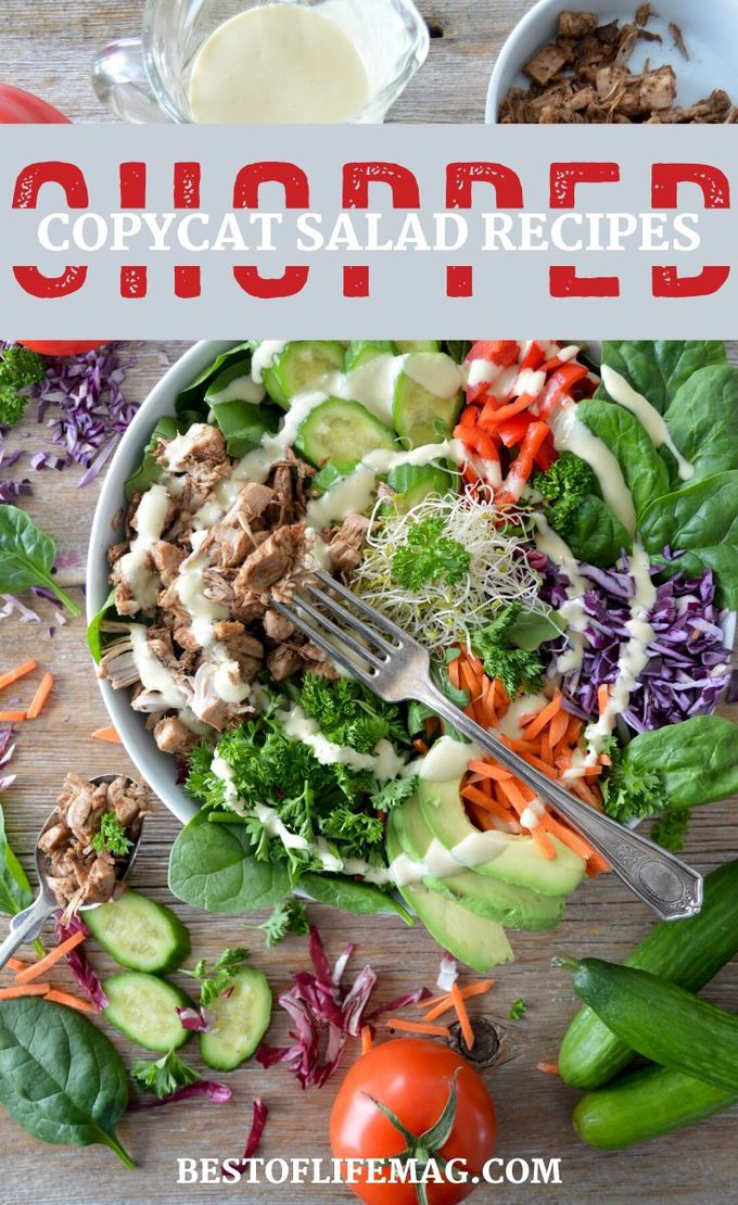 Build your collection of healthy recipes for intermittent fasting and start with delicious and healthy chopped salad recipes. These are perfect for a 16/8 IF plan! Intermittent Fasting Tips | Intermittent Fasting Ideas | How to do Intermittent Fasting | Healthy Salad Recipes | Salad Recipes for Weight Loss | Weight Loss Recipes #IF #recipes
