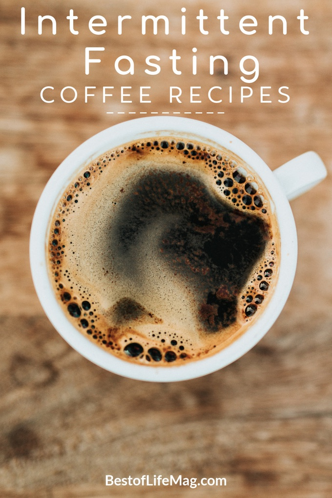 Drinking coffee is a common strategy to make intermittent fasting easier and to extend fasting periods. These intermittent fasting coffee recipes, when combined with drinking tea and water, will help you achieve the intermittent fasting results you want. Intermittent Fasting Recipes | Weight Loss Recipes | Low Carb Recipes | Keto Recipes | Healthy Coffee Recipes #coffee #IntermittentFasting via @amybarseghian