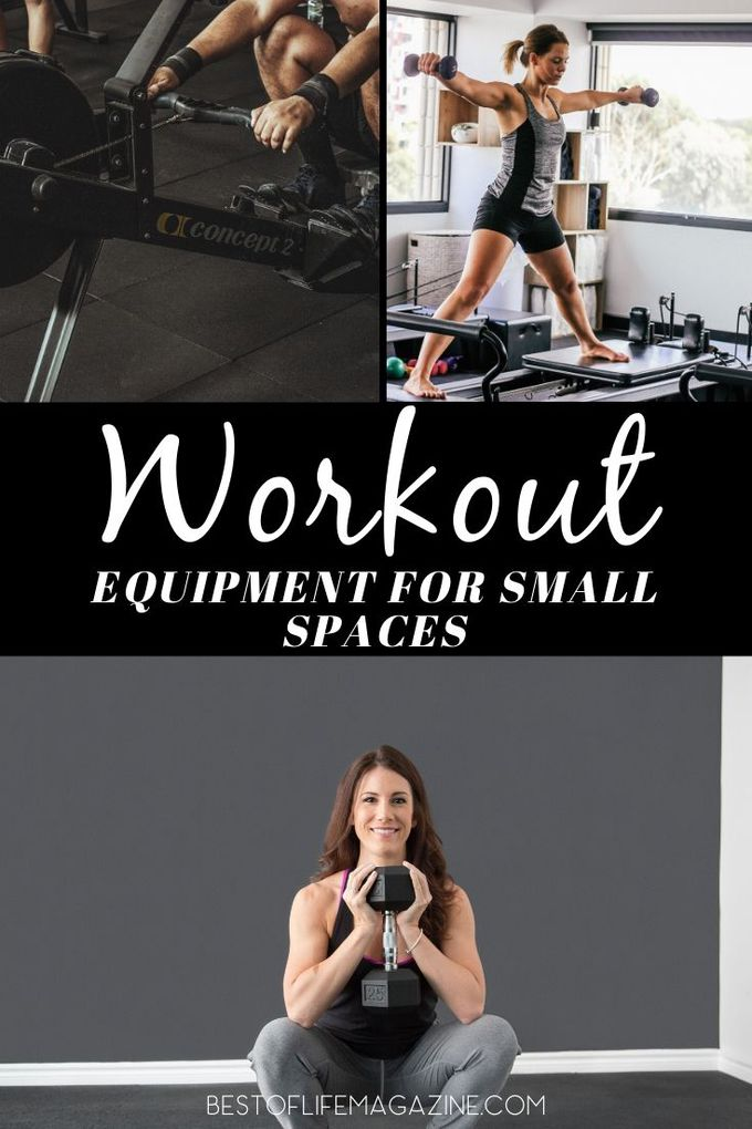 You can use at home workout equipment for small spaces to make sure you stick to your workout plan while exercising in the comfort of your home. At-Home Workout Tips | Home Gym Tips | Home Workout Tips | At Home Workouts | Beachbody Workouts | Home Fitness Ideas #athomeworkouts #beachbody #jillianmichaels