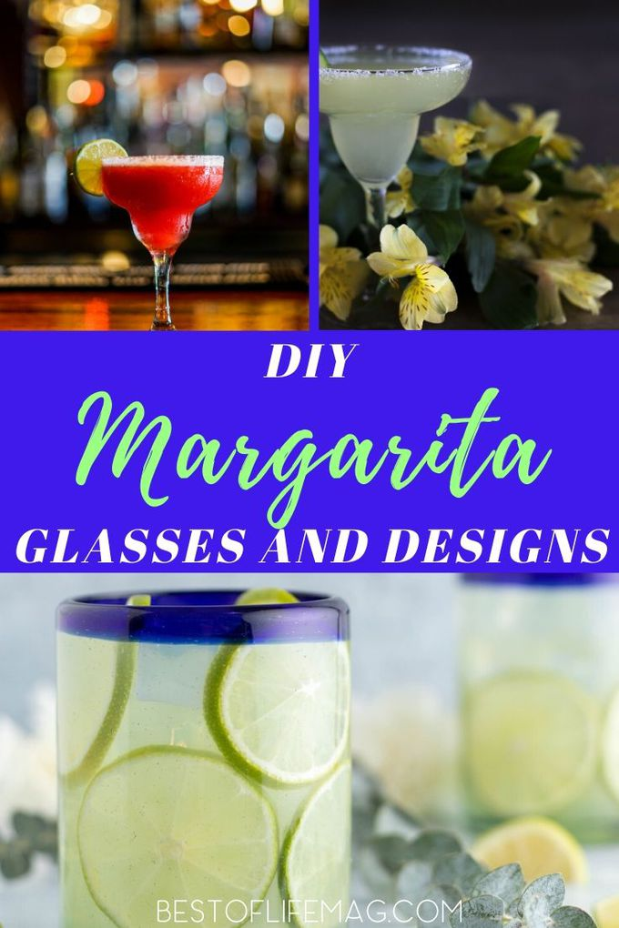 DIY margarita glasses make great gifts and allow you to celebrate and share the love of tequila and margaritas with others. Margarita Glass Gifts | DIY Gifts for Adults | DIY Home Decor | DIY for Cocktail Lovers | DIY Margarita Ideas | Happy Hour DIY #margarita #DIY via @amybarseghian
