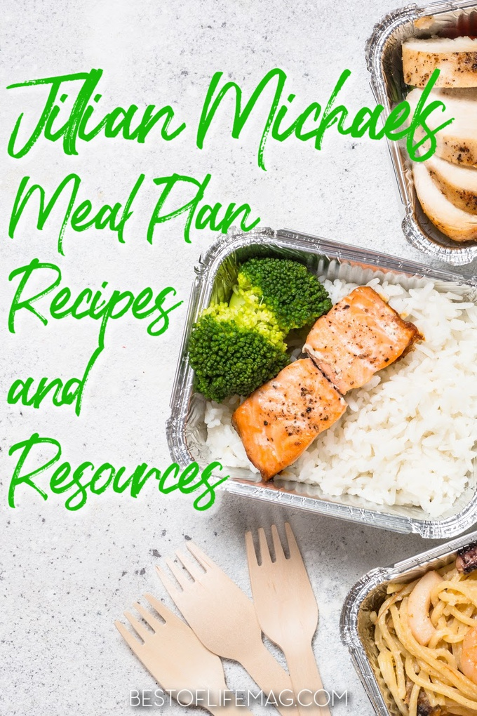 There's nothing wrong with adapting a Jillian Michaels meal plan to better fit your lifestyle and there are many resources at your disposal to get it right. Jillian Michaels Recipes | Weight Loss Recipes | Fitness Recipes | Healthy Recipes | Weight Loss Tips | Fitness Tips #jillianmichaels #weightloss