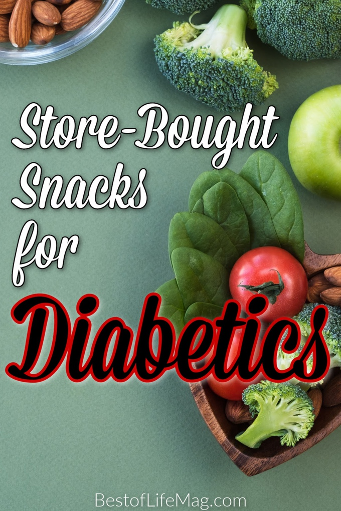The best diabetic snacks store bought are the ones that help you manage your diabetes but also are delicious and easy to find. Healthy Snacks | Healthy Food for Diabetics | Diabetic Snack Tips | Tips for Diabetics | Diabetic Shopping List | Diabetic Snacks Type 2 | Diabetic Snacks List | Diabetic Snacks for Kids Type 1 | Snacks Before Bed for Diabetics | Diabetic Snacks Low Carb #diabetic #snacks via @amybarseghian