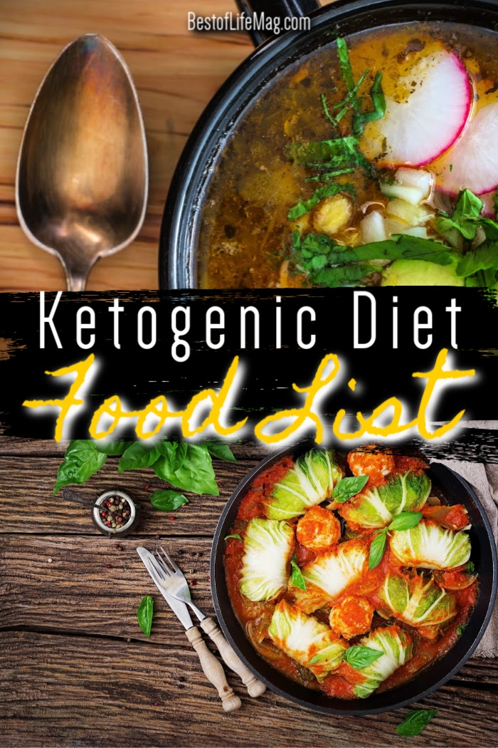 Use this ketogenic diet food list to stay aware of what to eat on a keto diet. This keto food list is great to use while grocery shopping too! Low Carb Diet Ideas | Low Carb Foods | Healthy Foods for Weight Loss | Keto Foods | Keto Diet Tips | Keto Shopping List #keto #food