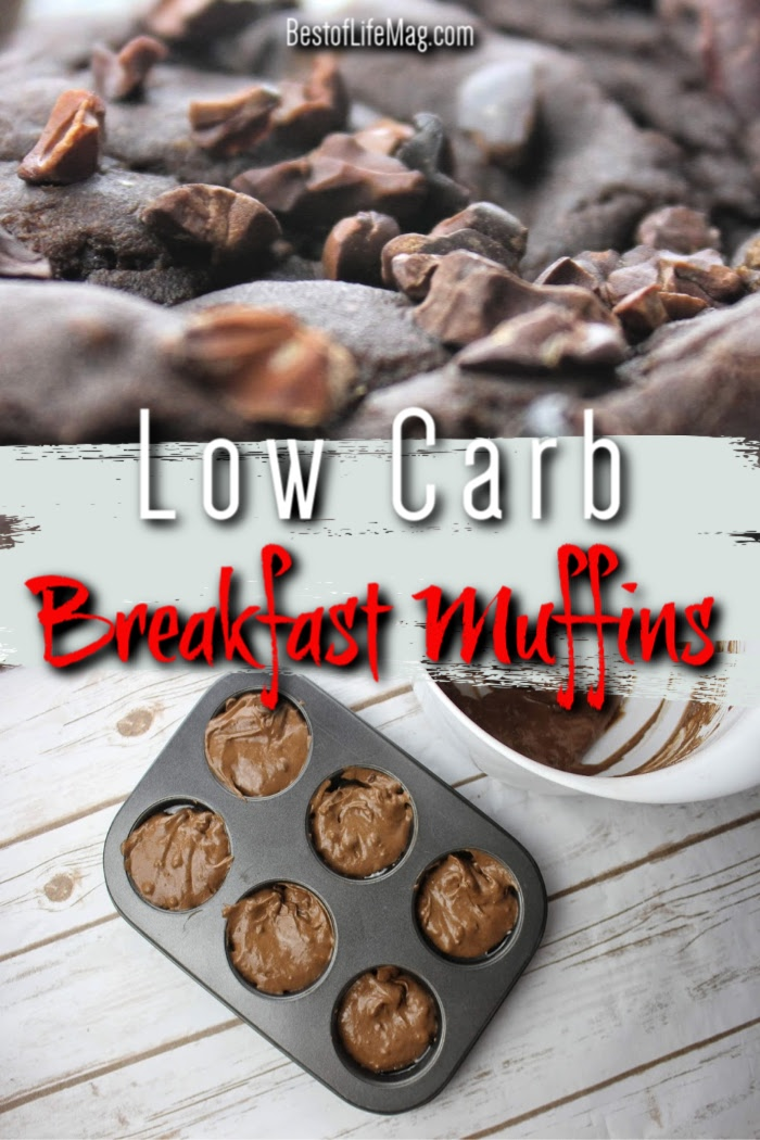 Start your day on a low carb diet with these delicious low carb breakfast muffins with coconut flour that easily fit into any keto or low carb diet. Low Carb Breakfast Recipes | Keto Breakfast Recipes | Ketogenic Muffins | Easy Low Carb Recipes | Low Carb Desserts | Weight Loss Recipes #lowcarb #breakfast via @amybarseghian