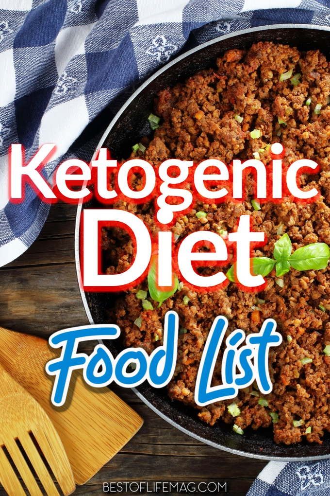 Use this ketogenic diet food list to stay aware of what to eat on a keto diet. This keto food list is great to use while grocery shopping too! Low Carb Diet Ideas | Low Carb Foods | Healthy Foods for Weight Loss | Keto Foods | Keto Diet Tips | Keto Shopping List #keto #food via @amybarseghian
