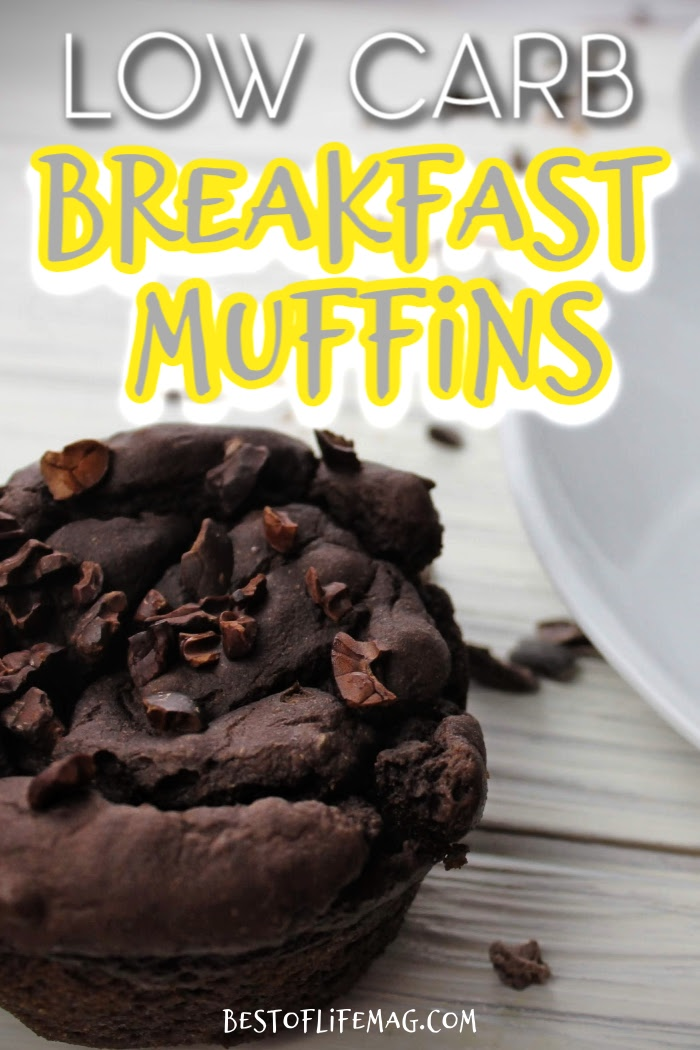 Start your day on a low carb diet with these delicious low carb breakfast muffins with coconut flour that easily fit into any keto or low carb diet. Low Carb Breakfast Recipes | Keto Breakfast Recipes | Ketogenic Muffins | Easy Low Carb Recipes | Low Carb Desserts | Weight Loss Recipes #lowcarb #breakfast