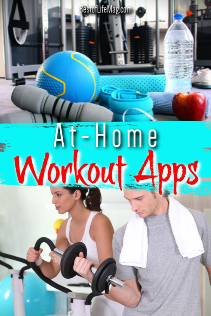 Use the best at home workout apps to stay on track with your fitness goals when you can't head to the gym with a trainer. At Home Workouts | At Home Workout Tips | Workout Tech for Beginners | Home Fitness Tips | Home Workout Ideas | Apps for Fitness | Workout Training Apps #fitness #workout