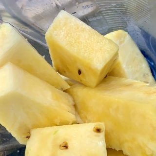 How to Make Fresh Pineapple Juice Pineapple Slices