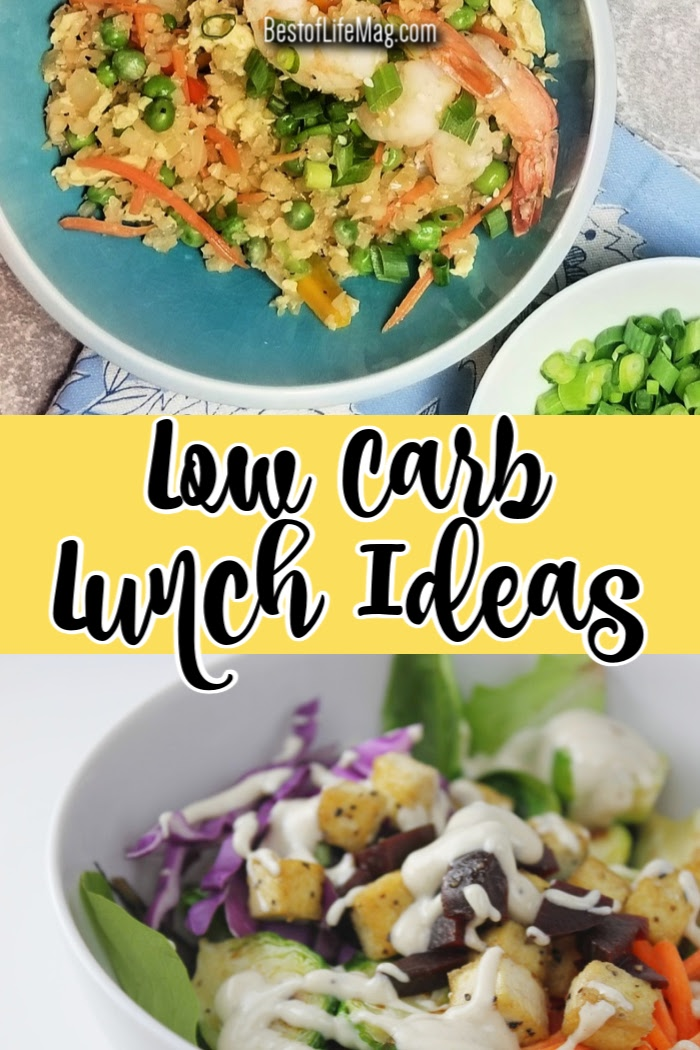 Low carb lunch ideas can help you lose weight at home with healthy recipes that are easy to make and delicious! Low Carb Lunch Recipes | Weight Loss Recipes | Low Carb Recipes for Work | Healthy Recipes for Weight Loss | Weight Loss Tips | Low Carb Cooking Ideas | Keto Lunch Recipes | Keto Recipes for Weight Loss #lowcarb #recipes