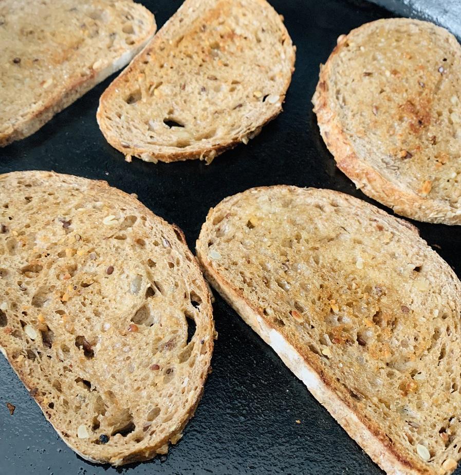 Healthy Chicken Caprese Recipe Toasted Bread