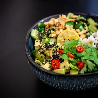 Beachbody Meal Plan a Bowl of Salad