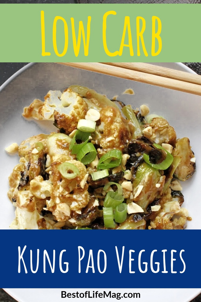 Losing weight might mean giving up some food but you don't have to give up Chinese food with this low carb kung pao vegetables recipe. Low Carb Kung Pao Cauliflower | Carbs in Kung pao Chicken No Rice | Low Carb Chinese Food | Keto Chinese Recipes | Keto Recipes with Veggies | Low Carb Recipes with Veggies | Chinese Food Recipes for Weight Loss #lowcarb #chinesefood via @amybarseghian